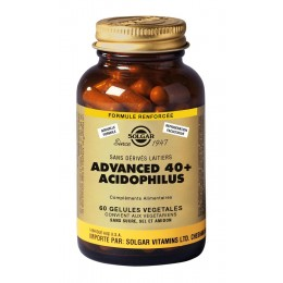 ADVANCED 40+ ACIDOPHILUS