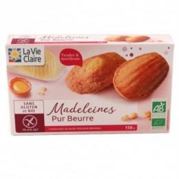 MADELEINES PUR BEURRE S/GLU