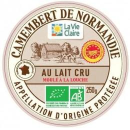 CAMEMBERT LAIT CRU 250 G