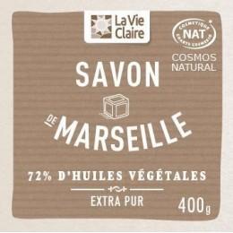 SAVON DE MARSEILLE BEIGE 400 G