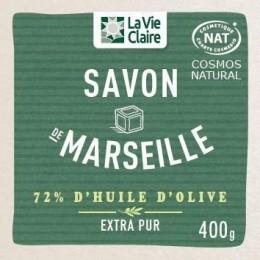 SAVON DE MARSEILLE OLIVE 400 G