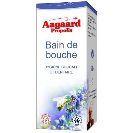 BAIN DE BOUCHE BIO 50ML