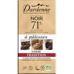 CHOCOLAT PATISSIER 71% 200G