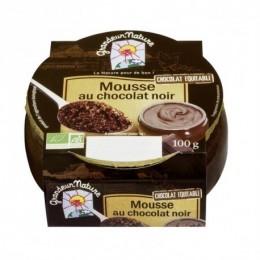 MOUSSE AU CHOCOLAT NOIR 100g