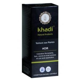 TEINTURE KHADI PLANTES NOIR