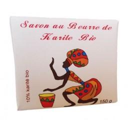 SAVON AU BEURRE DE KARITE
