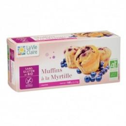 MUFFINS MYRTILLE S/GLUTEN