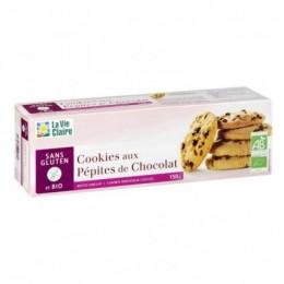 COOKIES PEPITES CHOC S/GLUTEN