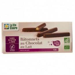 BATONNETS CHOC LAIT S/GLUTEN