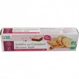 SABLES CARAMEL BEURRE SALE SANS GLUTEN