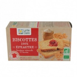 BISCOTTE 100% EPEAUTRE 280G