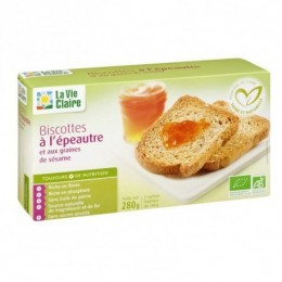 BISCOTTES EPEAUTRE SESAME