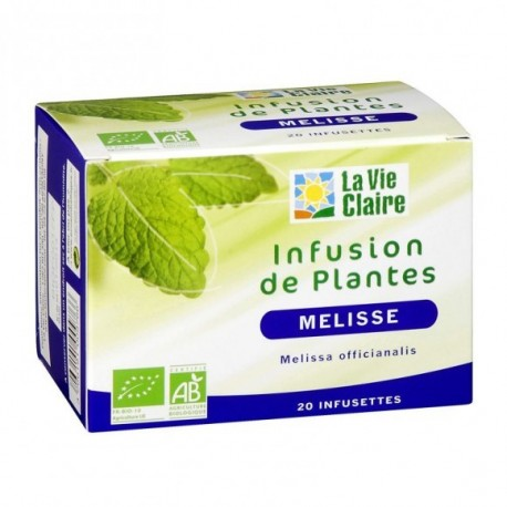 INFUSION MELISSE