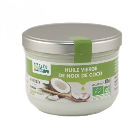 HUILE DE COCO VIERGE 400 ML