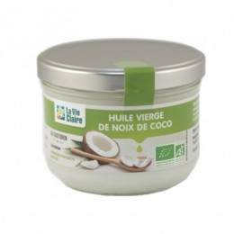 HUILE DE COCO VIERGE 200 ML