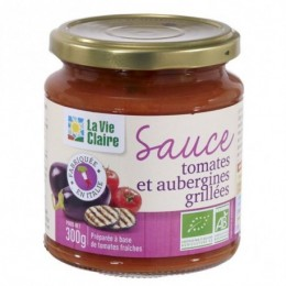 SAUCE TOMATE AUBERGINES GRILL