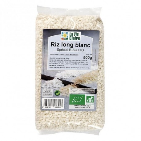 RIZ SPECIAL RISOTTO LONG BLANC
