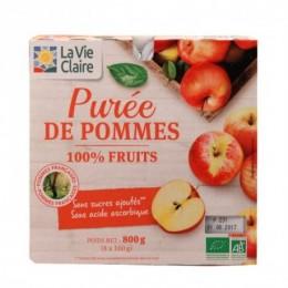 PUREE POMMES X 8