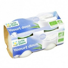 YAOURT DOUX DE BREBIS 2X125G