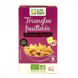 TRIANGLE EMMENTAL OIGNONS 60G