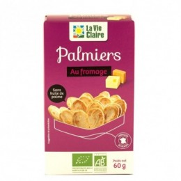 PALMIERS AU FROMAGE 60G