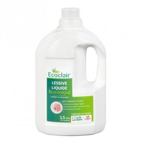 LESSIVE LIQUIDE 1.5L ECOCLAIR
