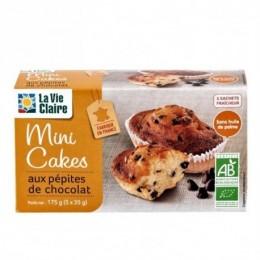 MINI CAKES PEPITES CHOC. X 5