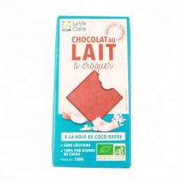 CHOCOLAT LAIT COCO 41%