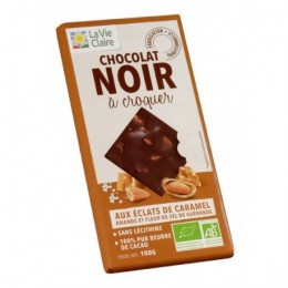 CHOCOLAT NOIR AMDS/CARAMEL 56%