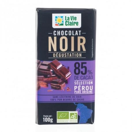 CHOCOLAT NOIR DEGUSTATION 85%