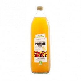 PUR JUS POMME COING 1L