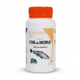 H. FOIE MORUE 270MG/140CAPS