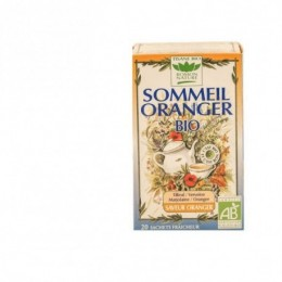 SOMMEIL ORANGER INFUSETTES X20