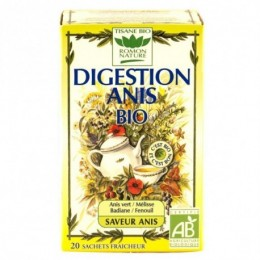 DIGESTION ANIS INFUSETTES X 20