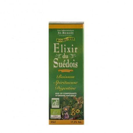 ELIXIR SUEDOIS 17.5° BIO 35CL