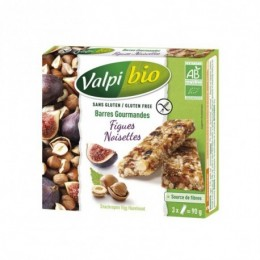 BARRES FIGUES NOISETTES S/GLU
