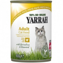 TERRINE POULET / CHAT 400G