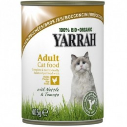 BOUCHEES POULET / CHAT 405G