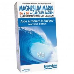 CALCIUM MARIN B6 40 GELULES