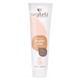 ARGILE ROSE EN TUBE