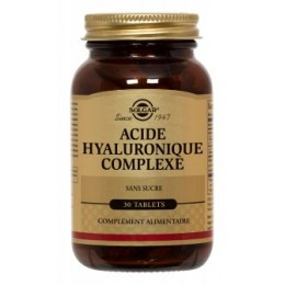 ACIDE HYALURONIQUE COMPLEXE
