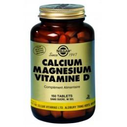CALCIUM MAGNESIUM D3