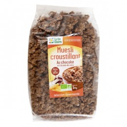 MUESLI CROUSTILLANT CHOCOLAT