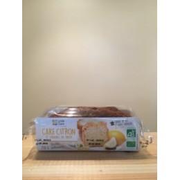 CAKE CITRON PAVOT 250 G