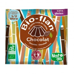 BIOFLAN CHOCOLAT SUCRE DE CANNE