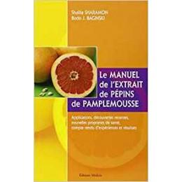 MANUEL DE L'EXTRAIT PEPINS PAMPLEMOUSSE