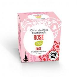CONES INDIEN ROSE