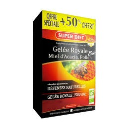GELEE ROYALE 20+10 AMPOULES