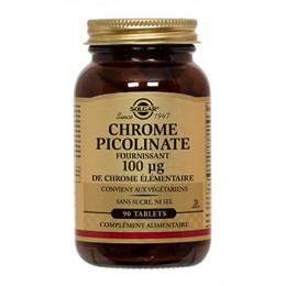 CHROME PICOLINATE 100UG