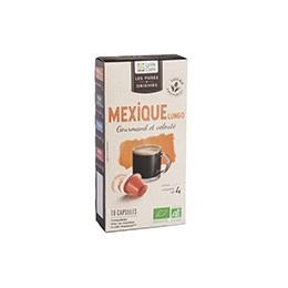 CAPSULE CAFE MEXIQUE X 10